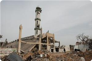 Photo of Israel destroys 2 mosques and partially damages 34 mosques during aggression