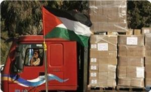 Photo of Egyptian shipment of medicine to Gaza on Friday
