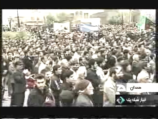 Photo of Video- Iranians Commemorate Ashura_in Full