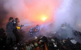 Photo of Hamas, PFLP brigades claim Beersheba fire