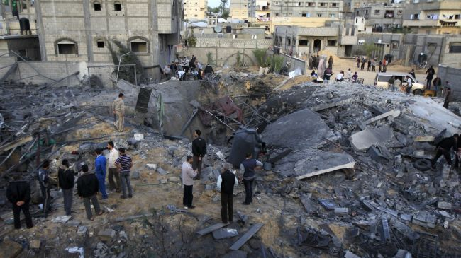 Photo of Death toll hits 30 in Israel's onslaught on Gaza