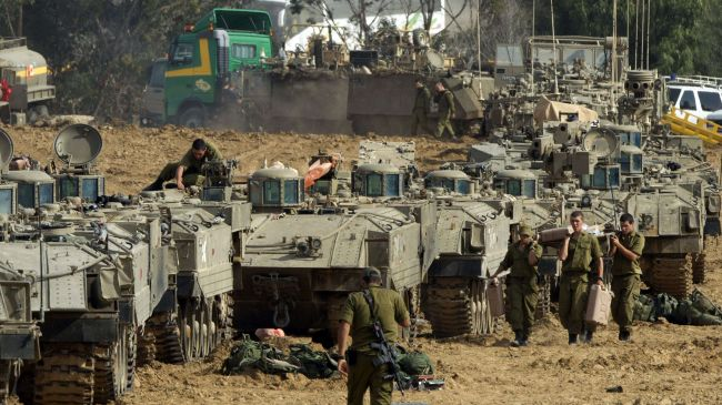 Photo of Israel calls up 75,000 army reservists for Gaza war