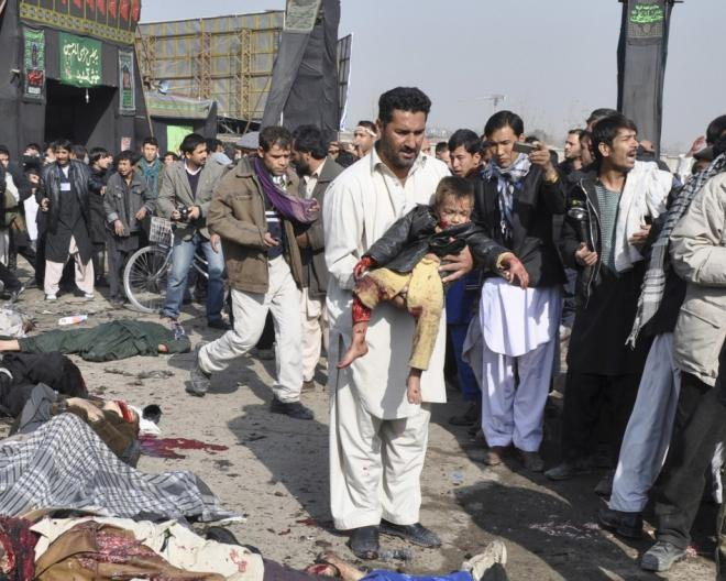 Photo of Photo- Zionist Puppet Pakistan Goverment kill its own people with the help of Great Satan U.S