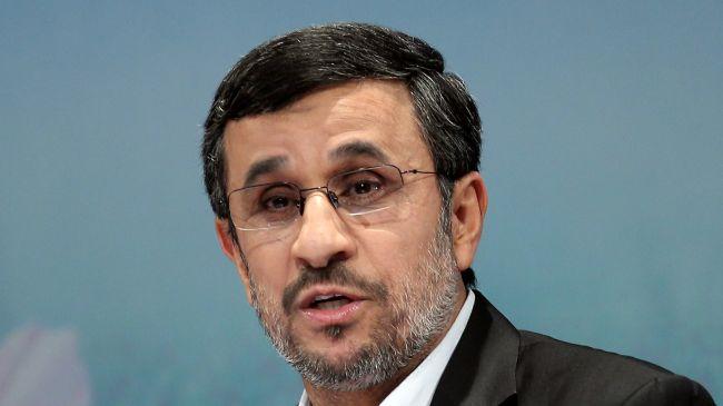 Photo of Israel created to help hegemons' domination in Mideast: Ahmadinejad