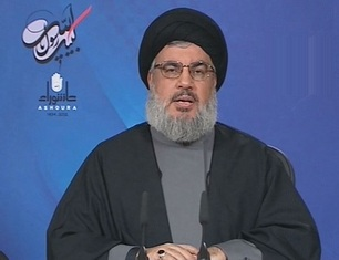 Photo of Sayyed Nasrallah Congratulates Palestinians: This Is a Real Victory