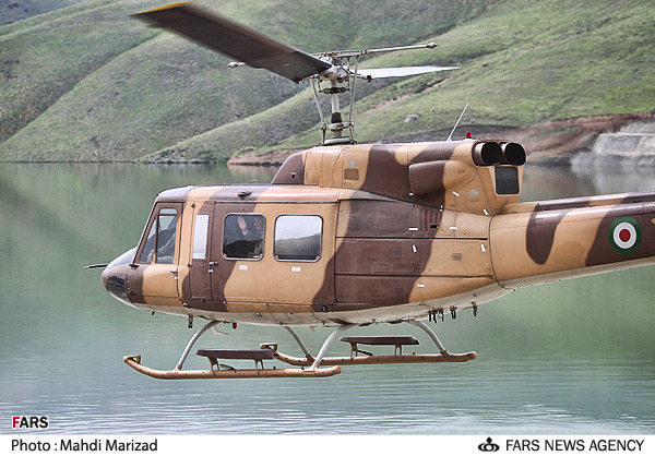 Photo of Iran Uncovers 2 Domestically Manufactured Helicopters