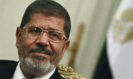 Photo of President Morsi in perfect health: Spokesman