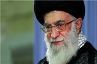 Photo of The Leader of Islamic Ummah Imam Sayyed Ali Khamenei message to Mirza Koochak Khan Congress