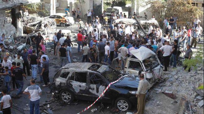 Blast in northwestern Syria kills several civilians