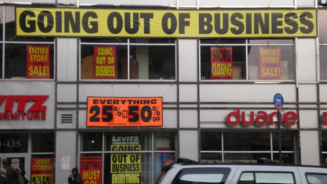 Photo of Bleak future for US business owners: Gallup poll
