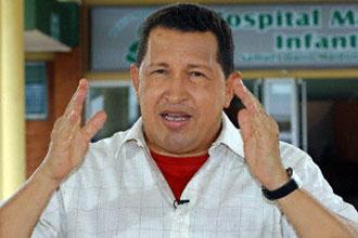 "Chavez Facing ""Tough"" Health Situation"