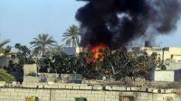 Egypt condemns Misrata church blast
