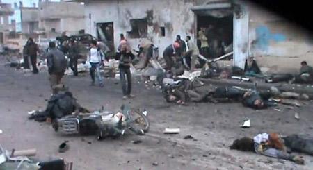 Halfaya Massacre