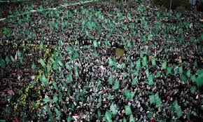 Photo of Hamas Celebrates 25th Anniversary, Significant Participation of Mashaal, Fatah