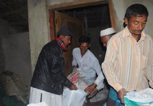 Iran's humanitarian aid reaches Rohingya Muslims3