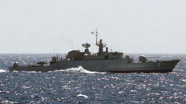 Iran Navy plans long term presence in international waters