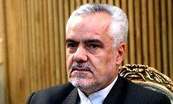 Iranian First Vice-President Mohammad Reza Rahimi