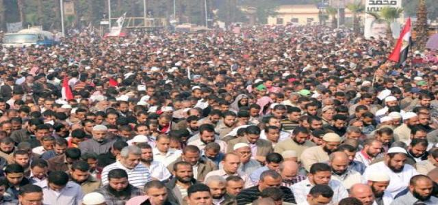 Photo of In Million-Man Marches Saturday in Egypt, People's Revolutionary Will Shines on