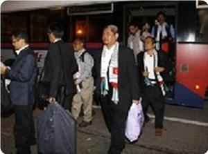 Photo of Malaysian Hope delegation arrives in Gaza
