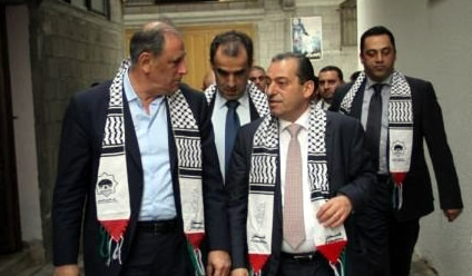 Photo of Lebanese Politicians Continue Playing the Palestinians