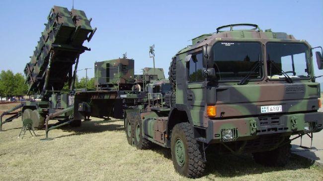 NATO Patriot missiles