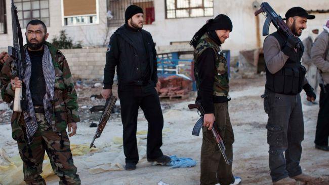 Photo of Pakistan Taliban members killed near Syrian capital