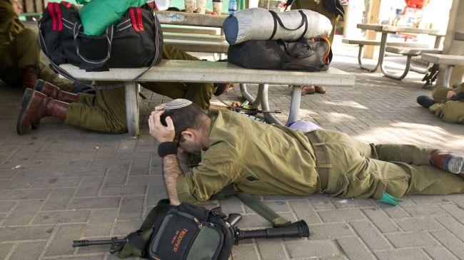 Palestinian defense rockets worry Israeli regime