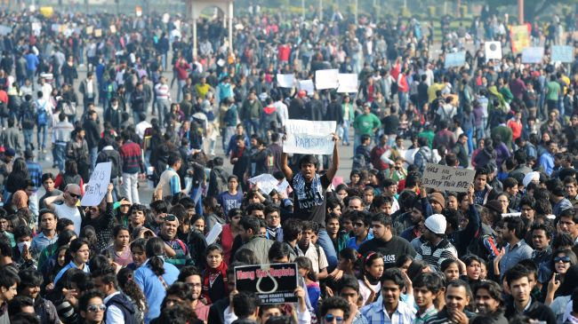 Photo of Rape protests continue in India despite govt. order for inquiry