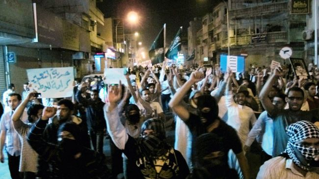 Saudi regime forces shoot dead a protester in Qatif