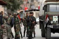 Syria foils infiltration attempt by Lebanese militants
