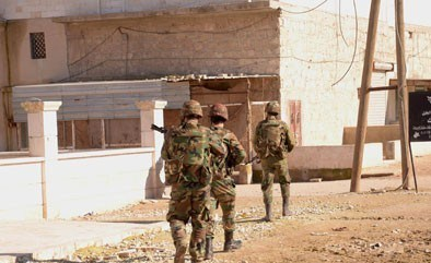Terrorists Killed in Idleb and Hama, Terrorists' Infiltration Attempt from Jordan Thwarted
