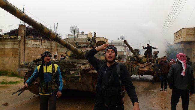 US preparing for military invasion in Syria