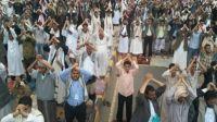 Photo of Yemeni Revolution continue- Yemenis hold anti-US, anti-Zionist demo