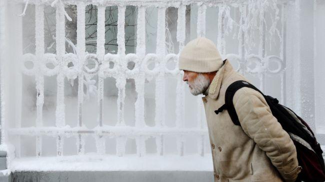 Photo of 200 die of cold exposure in Russia, eastern Europe