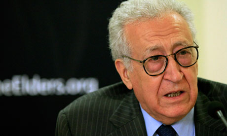 Lakhdar Brahimi is expected to replace Kofi Annan as the UN special envoy for Syria, diplomats said.