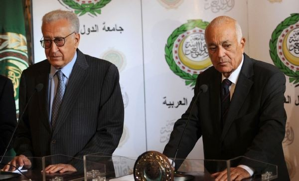 Photo of Brahimi: Situation in Syria Getting Worse, Plan to be Adopted