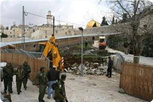 Photo of Aqsa Foundation: occupation escalates its excavations around Al-Aqsa