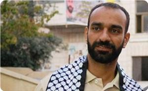 Photo of Issawi asks for his funeral prayers to take place at the Aqsa Mosque