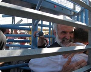 Photo of Palestinian MP Natshe released after 2 years of administrative detention