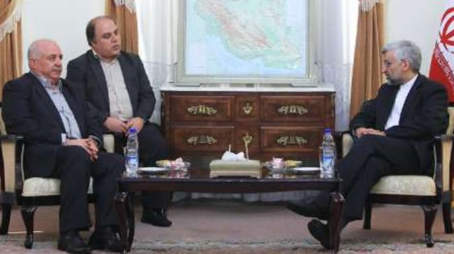 Photo of Jalili: Syrian Economy Targeted for Supporting Resistance