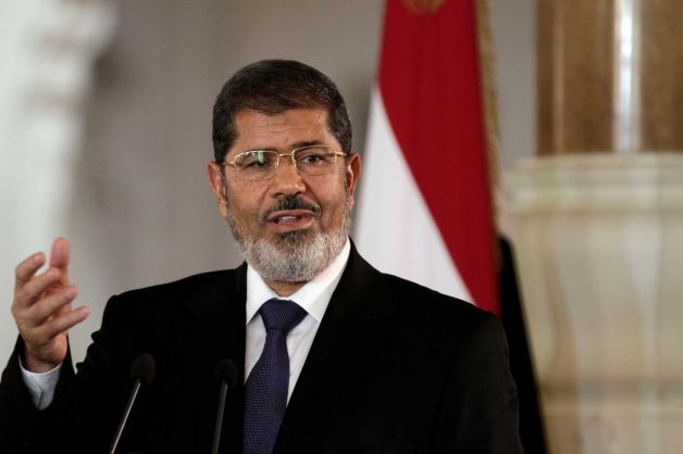 Photo of Egypt's Mursi Says New Constitution Guarantees Equality