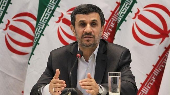 Photo of President Ahmadinejad: West's pressure unable to ruin Iran's economy