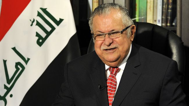 Photo of Ailing Iraqi president needs two months to recuperate: Kurdish official