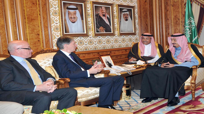 Photo of UK reaffirms military support for Saudi regime