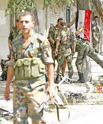 Photo of Syrian Authorities Free Citizens, Eliminate US, Israel-backed Terrorists in Several Areas