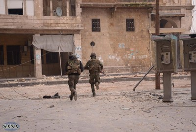 Photo of Terrorists Eliminated, Their Cars and Dens Targeted in Various Areas in Syria