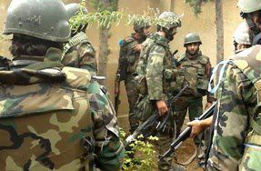 Photo of Syrian Army hits terrorists' dens in Damascus countryside