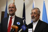 Photo of Iran, IAEA wrap up first day of talks
