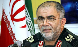 Photo of IRGC Commander: Enemy Engaged in Cultural War against Iran