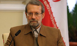 Photo of Iranian Speaker: Gazans' Resistance Sets Role Model for Independent States